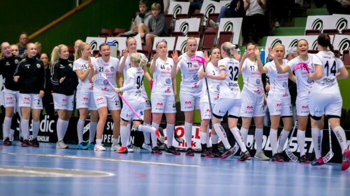 SKRÄLLEN: Täby FC tog första semifinalen mot IKSU